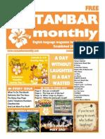 Costambar Monthly May 2015