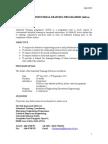 Appendix - IntRa Infor Sheet