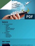 APPS DE REALIDAD AUMENTADA Y VIRTUAL PARA SMARTPHONES