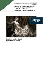 Seminario Místicos y Doctores Del Siglo de Oro Español