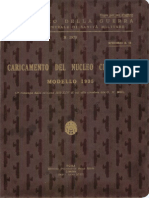 Caricamento del nucleo chirurgico modello 1935 (2973) 1939