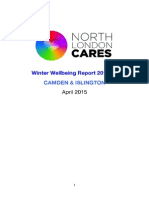 Winter Wellbeing 2014/15 - final report