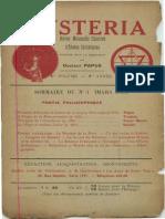 Mysteria mars 1913