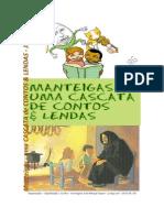 Manteigas uma CASCATA de CONTOS & LENDAS - 2015 04 / 05
