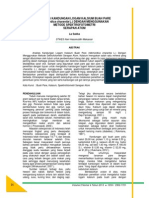 Analisis Kandungan Logam Kalsium Buah Pare