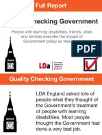 Quality Checking Government - Full Report