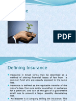 Basic and Types of Insurance