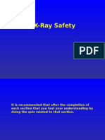 X-ray Safety Presentation