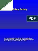 X-ray Safety Presentation