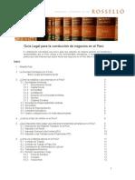 Guía Legal 2013