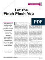Don't Let the Pinch