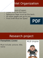 research project ppt overview -wb