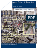 HBike film festivals - Taking a cultural approach to cycle promotion in the UK
