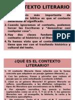El Contexto Literario - Copia