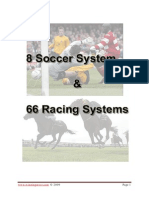 74 Free Betting Systems