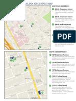 Salina Crossing project map