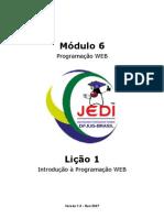 Projeto JEDI - Programação para WEB - Java - 178 páginas