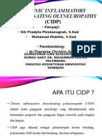 Chronic Inflammatory Demyelinating Polyneuropathy (Cidp)