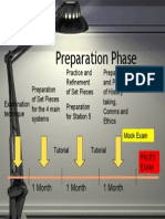 Preparation Phase