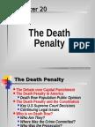 Punishment - Death Penalty