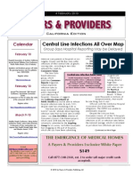 Payers & Providers -- Issue for February 4, 2010