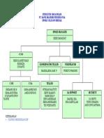 Struktur Bank Mandiri