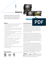 System Sensor D4P120 Data Sheet