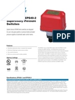 System Sensor EPS40 Data Sheet