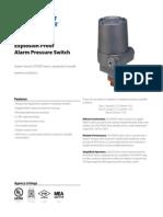 System Sensor EPS10EXP Data Sheet