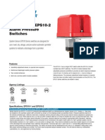System Sensor EPS10-1 Data Sheet