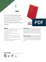 System Sensor MDL3R Data Sheet