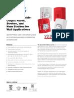 System Sensor P4R-P Data Sheet