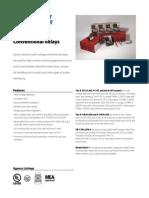 System Sensor PR-1 Data Sheet