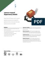System Sensor PSP1 Data Sheet