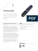 System Sensor SENSRDR Data Sheet