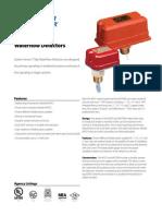 System Sensor WFDT Data Sheet