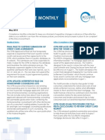 May 2015 Compliance Monthly