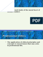 Ethics Slides for Survival Skills