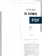 1.- Rank, Otto. El Doble. 67p