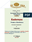 Endereçosctt-3.ª Edição-nihimo 2015 - Versão 2.2