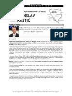 Radislav Krstic Case