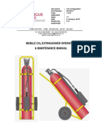 Mobile CO2 Extinguishers OM Manual