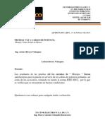 REPORTE PRUEBAS VLF