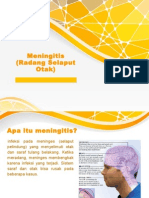 Penyuluhan Meningitis