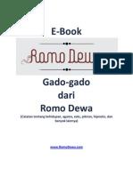 eBook Motivasi Romo Dewa cerita