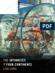 The Intimacies of Four Continents by Lisa Lowe