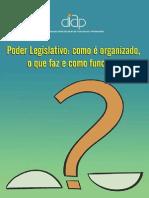 Poder Legislativo Como e Organizado