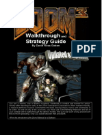 Doom 3 Walkthrough and Strategy Guide