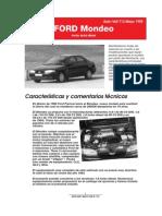 ESQUEMA-FICHA FORD MONDEO
