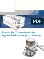 Compacta Aguas Residuales Para Barcos-libre